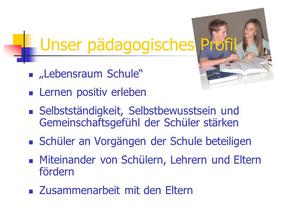 3. Berufsorientierung Konzept der Ganztagsklassen 1. Fremdsprachenunterricht 2. Neue Medien