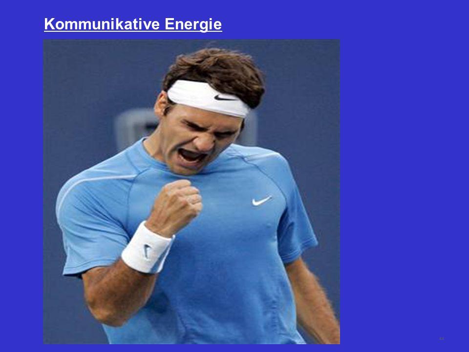 44 Kommunikative Energie
