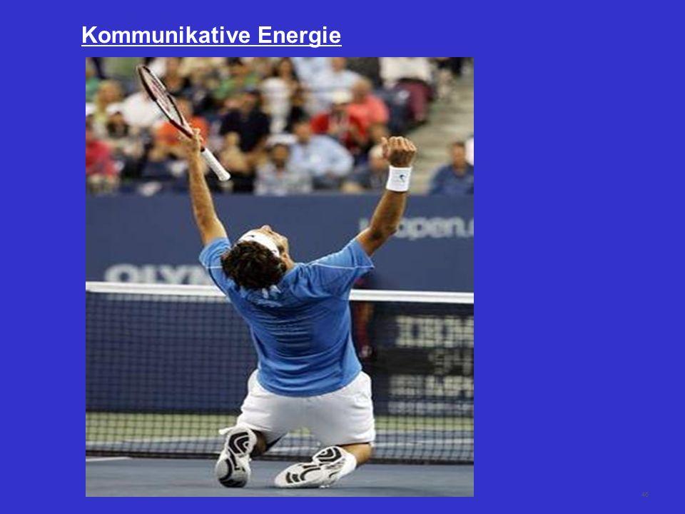 46 Kommunikative Energie