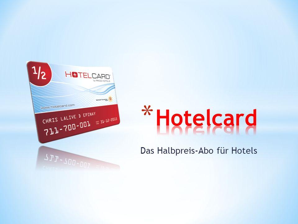 Das Halbpreis-Abo für Hotels