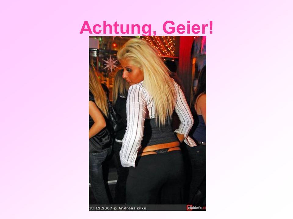 Achtung, Geier!