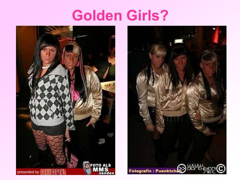 Golden Girls?