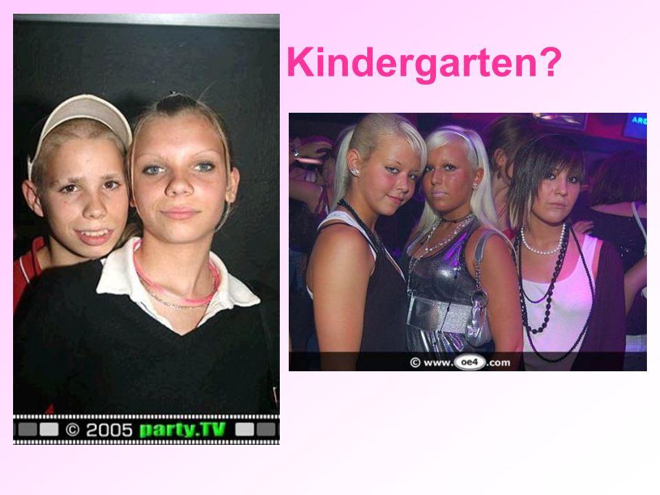 Kindergarten?