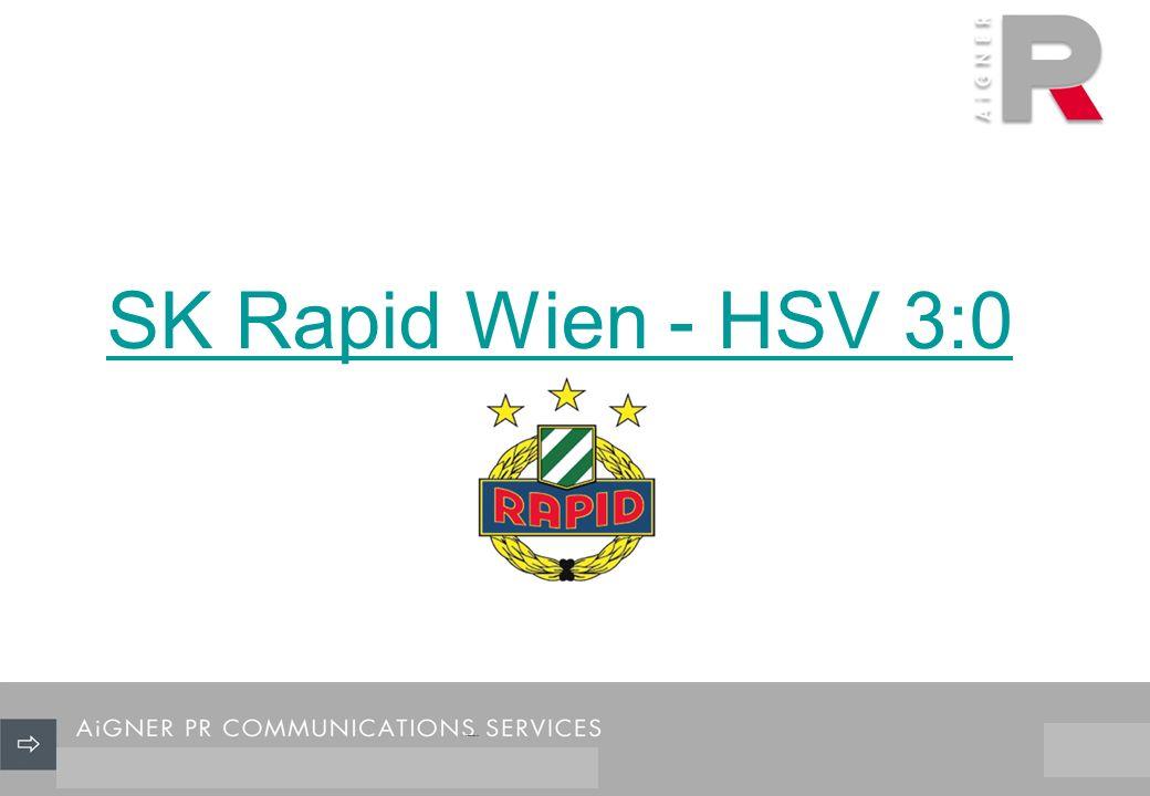 26/29 SK Rapid Wien - HSV 3:0