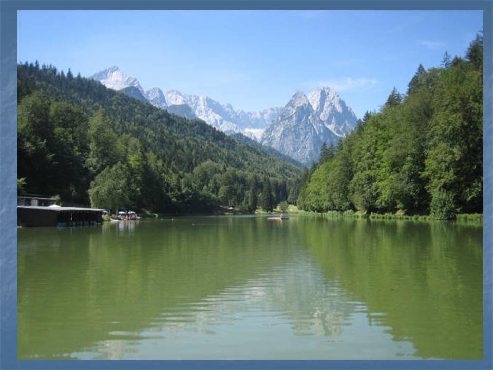 Der gröβte See in Deutschland ist.... a) der Müritzsee, b) der Bodensee, c) der Chiemsee