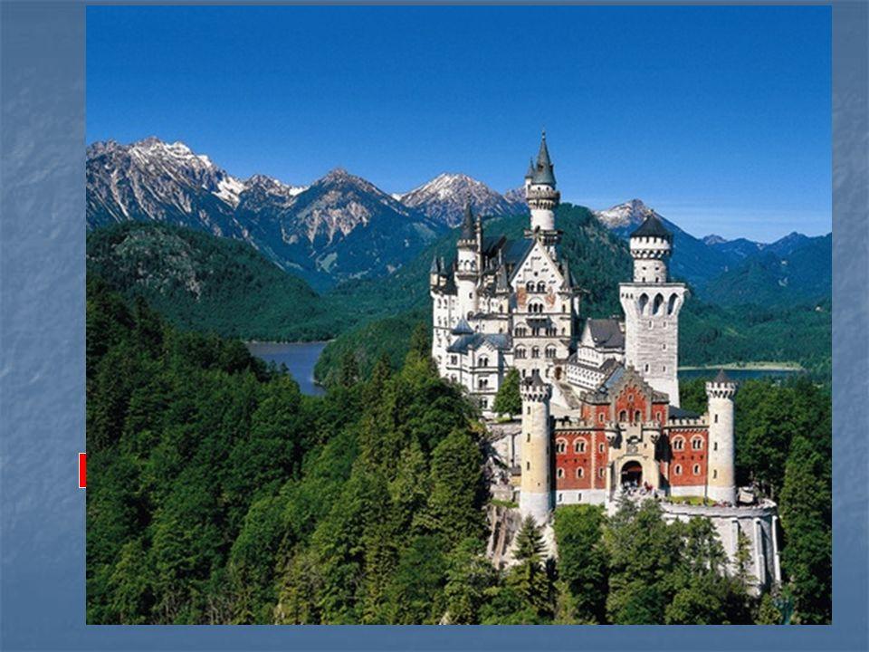 Welches Schloss wurde zum Symbol für Disneyland? a) Charlottenburg, a) Charlottenburg, b) Neuschwanstein, b) Neuschwanstein, c) Sanssouci