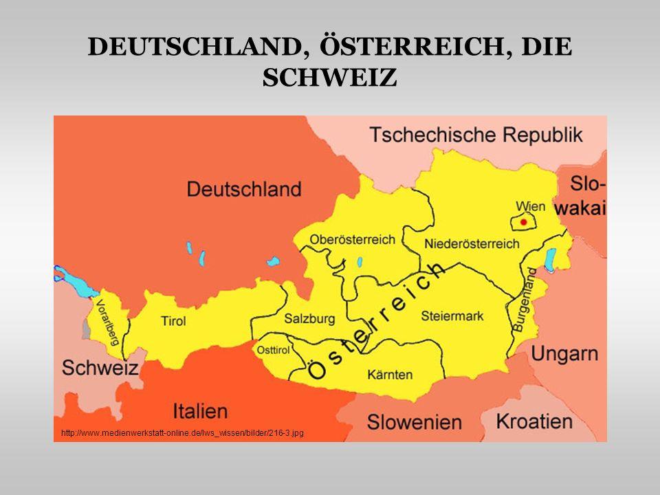 3.DEUTSCHLAND – Ergänze die fehlenden Informationen: Ist der größte Staat in ……………….