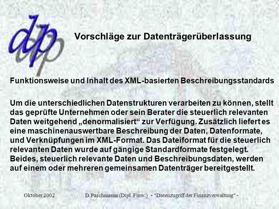 Oktober 2002D.Paschmanns (Dipl.