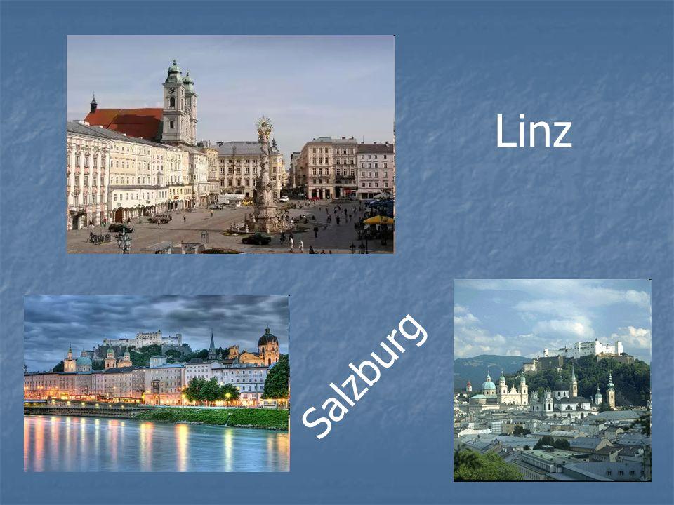 Linz Salzburg