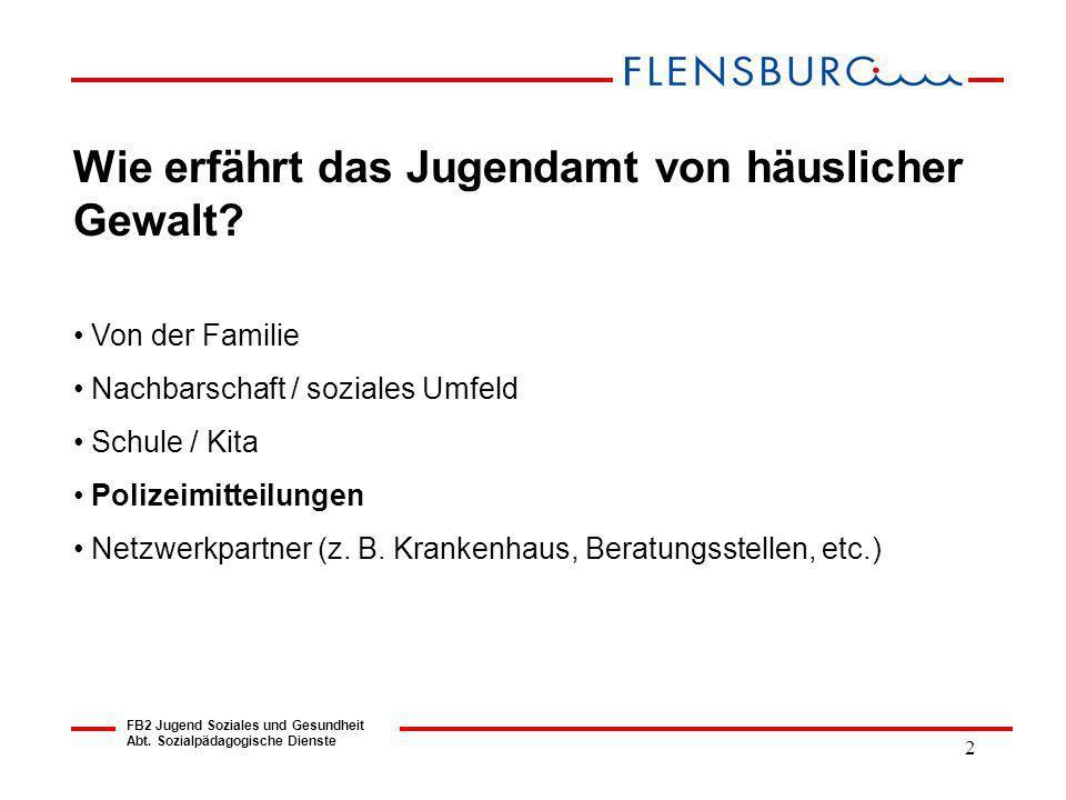 13 FB2 Jugend Soziales und Gesundheit Abt.