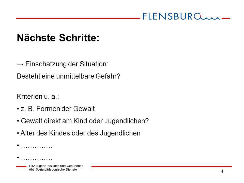 15 FB2 Jugend Soziales und Gesundheit Abt.