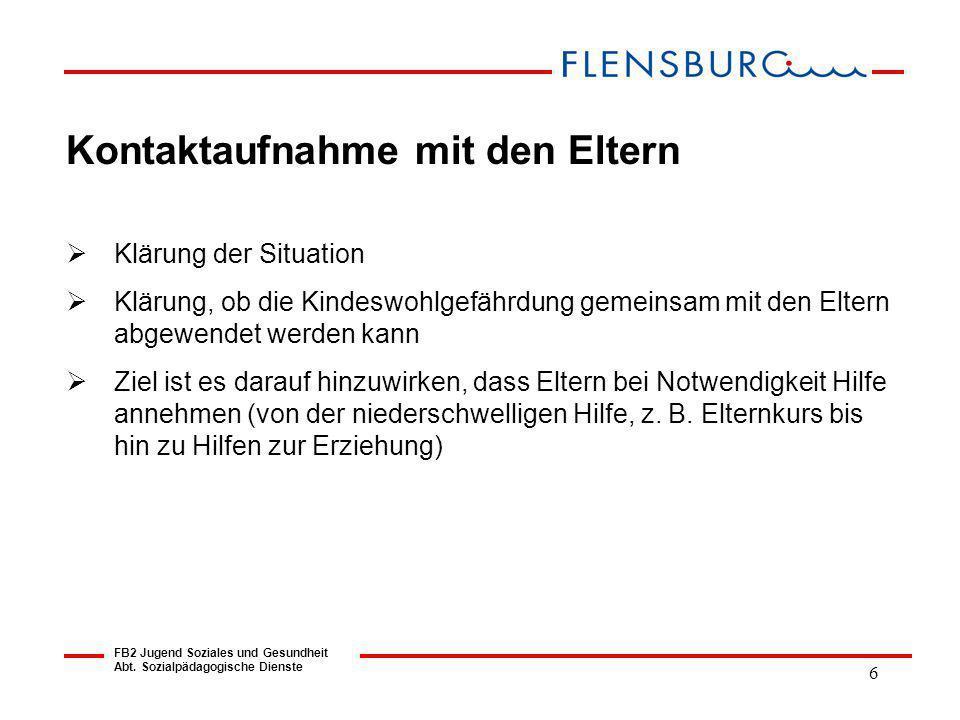 7 FB2 Jugend Soziales und Gesundheit Abt.