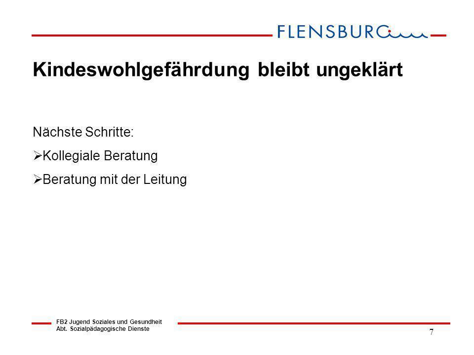 8 FB2 Jugend Soziales und Gesundheit Abt.