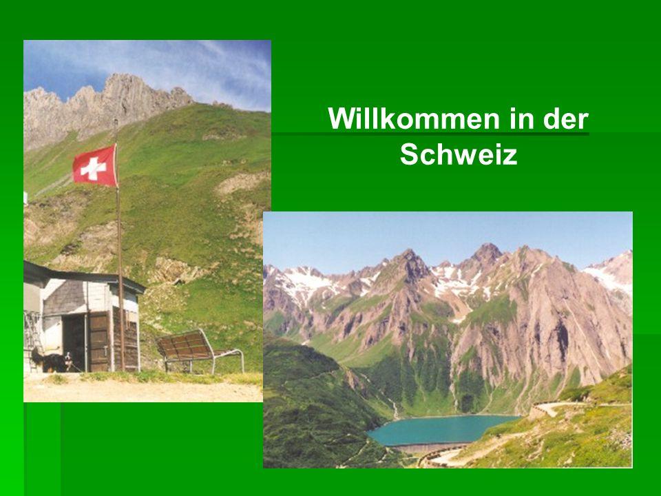 Fremdenverkehr Die Natur in Liechtenstein bietet günstige Bedingungen für Touristik und Wintersport.