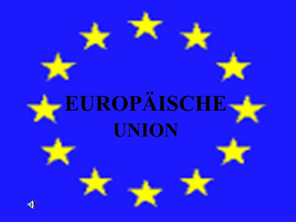 Mittgliedsländer der EU