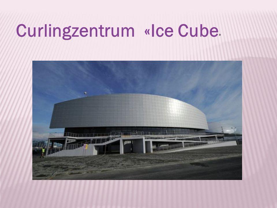 Curlingzentrum «Ice Cube »