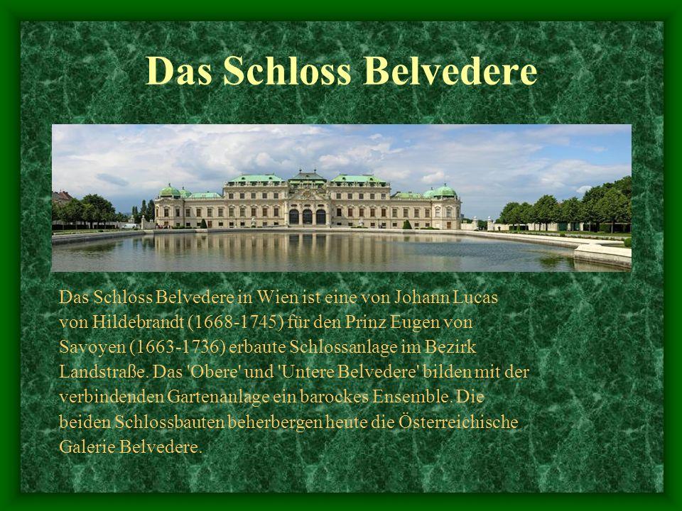 Die Hofburg Die Hofburg in Wien ist die ehemalige kaiserliche Residenz.