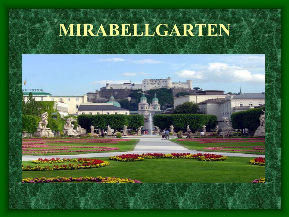 MOZARTS GEBURTSHAUS Mozarts Geburtshaus Tafel am Geburtshaus von Mozart