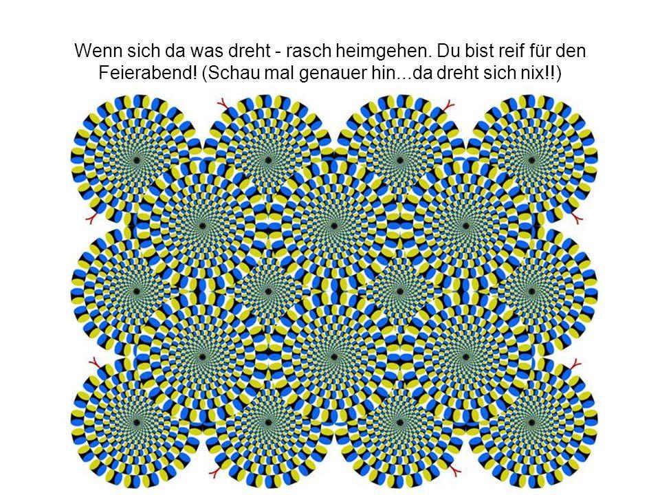 * Hier ist die - ohne Zweifel - coolste PC-Illusion, die mir je untergekommen ist.