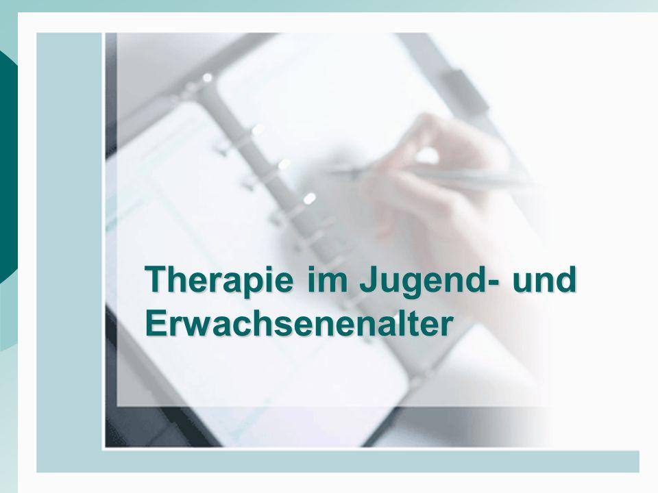 Therapie – Ein gutes Förderprogramm sollte folgende Merkmale aufweisen: eng im Zusammenhang mit der geschriebenen und gesprochenen Sprache stehen; dem Alter nach ansprechend gestaltet sein; einfache, klare Erklärungen darbieten;