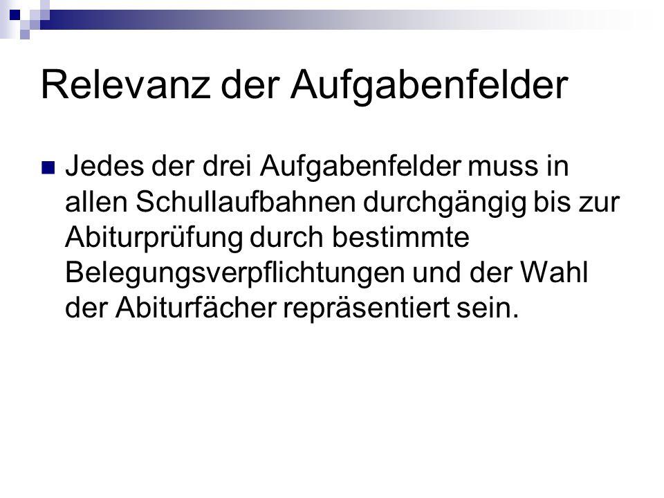 Belegverpflichtung in der EF (4) 10.