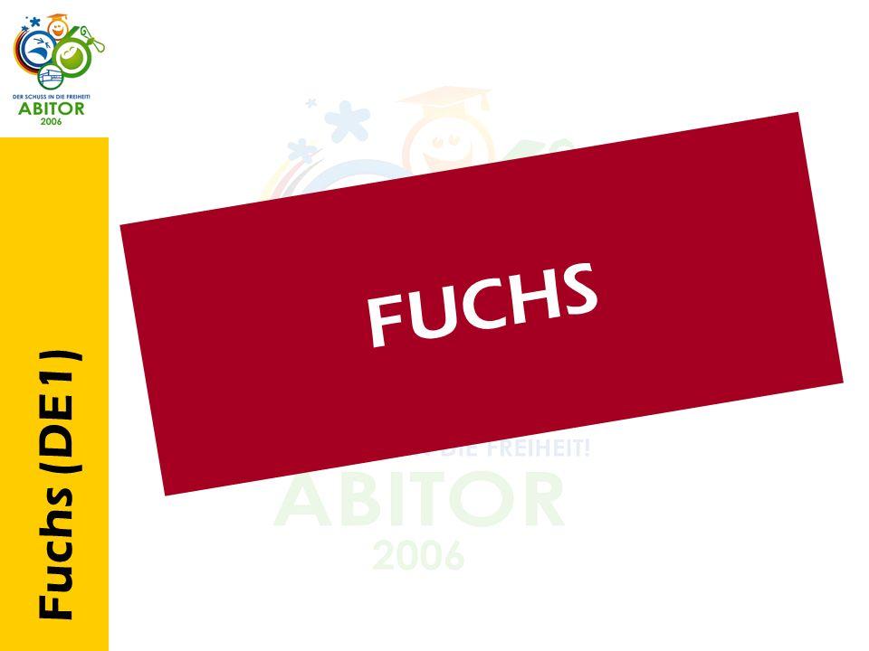 Fuchs (DE1) F U C H S
