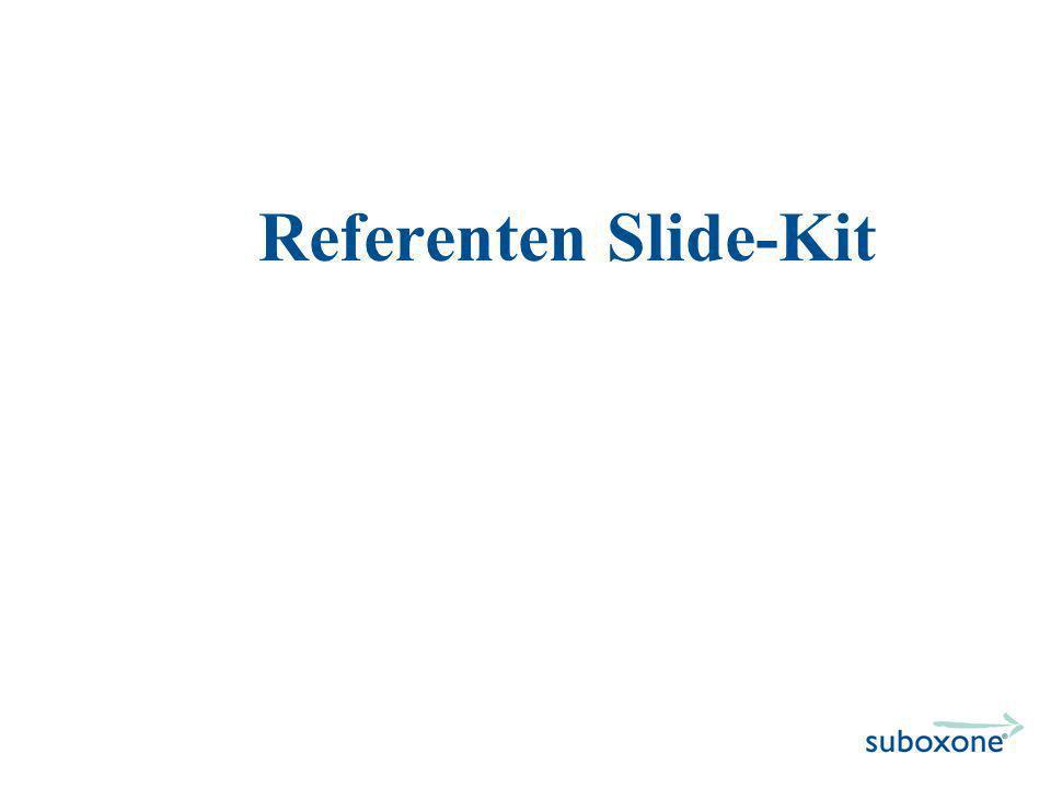 SUBOXONE Moderne Substitutionstherapie