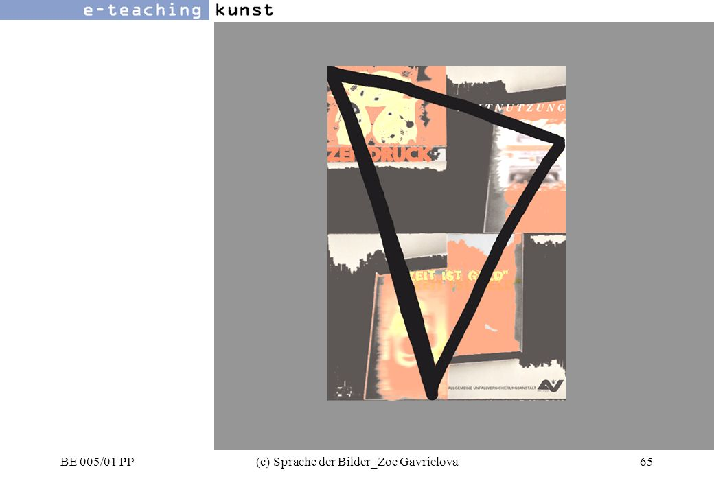 BE 005/01 PP(c) Sprache der Bilder_Zoe Gavrielova65 Werbung- Grafikdesign- Kunst