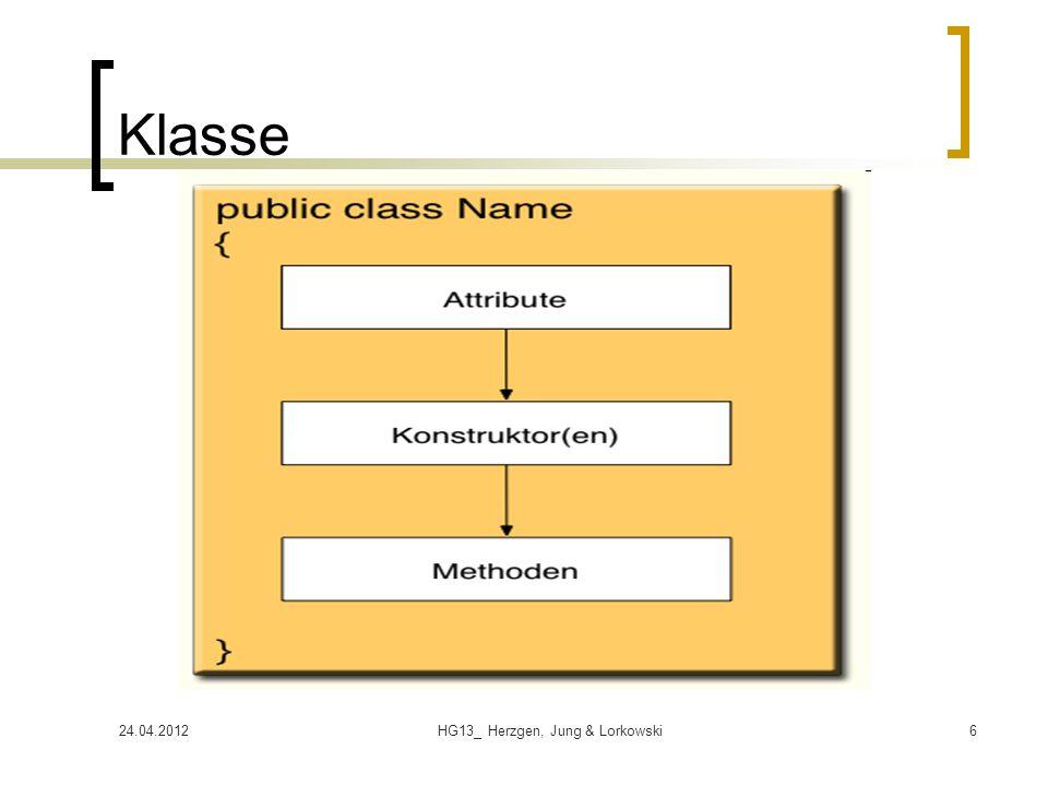 24.04.2012HG13_ Herzgen, Jung & Lorkowski6 Klasse