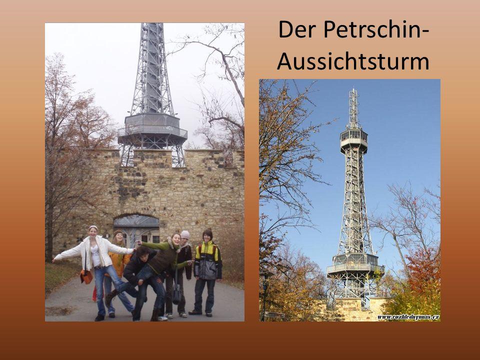 Der Petrschin- Aussichtsturm