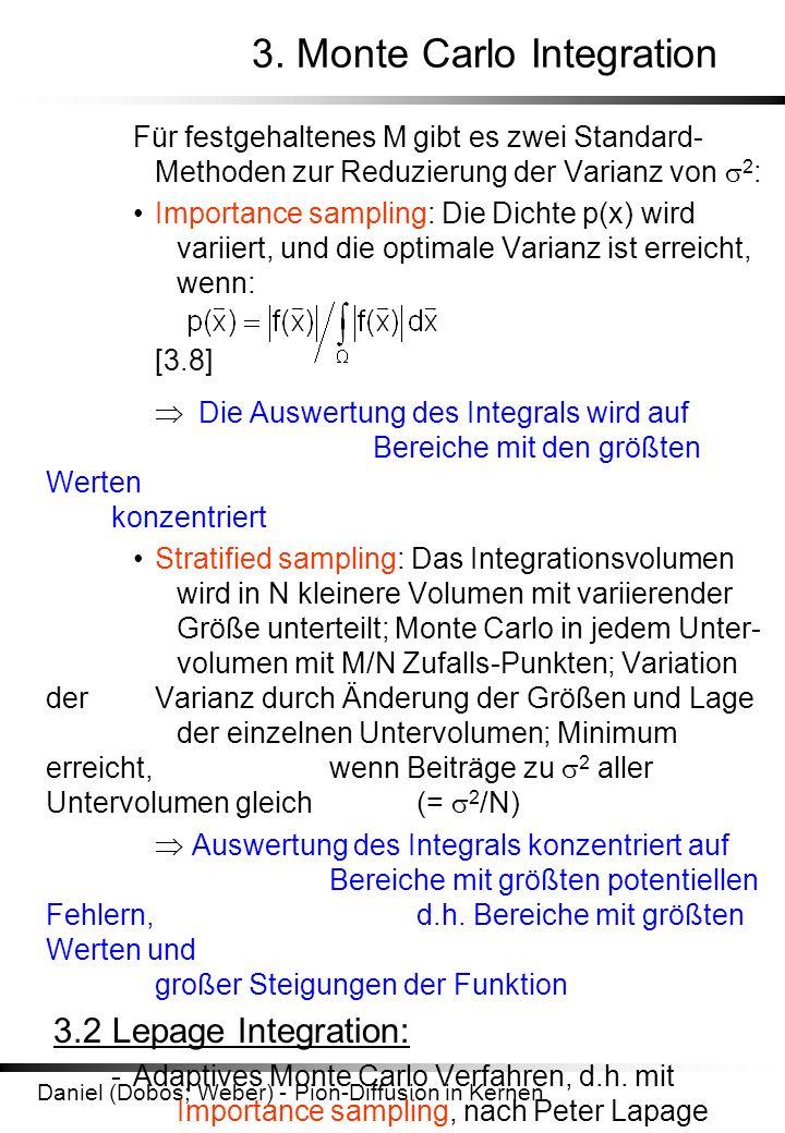 Daniel (Dobos; Weber) - Pion-Diffusion in Kernen 3.