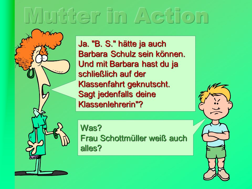 FunFriends.de Ja. B. S. hätte ja auch Barbara Schulz sein können.