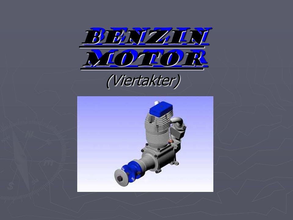 BenzinLuft Vermischen Luft – Benzingemisch erstellen Luft wird angesaugt Benzin wird anges.
