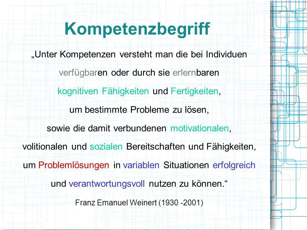 Literatur BEER Rudolf: Standards guter Bildung – Kinder im Zentrum der Innovation.