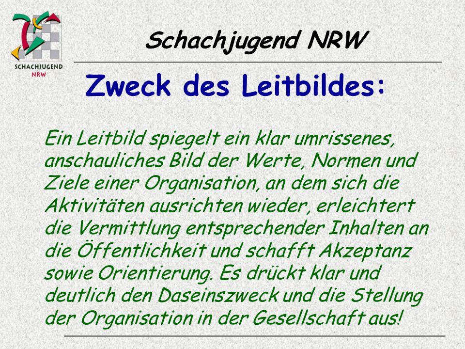 Schachjugend NRW Das Umfeld der SJNRW In erster Linie fühlen wir uns den Kindern und Jugendlichen verpflichtet.