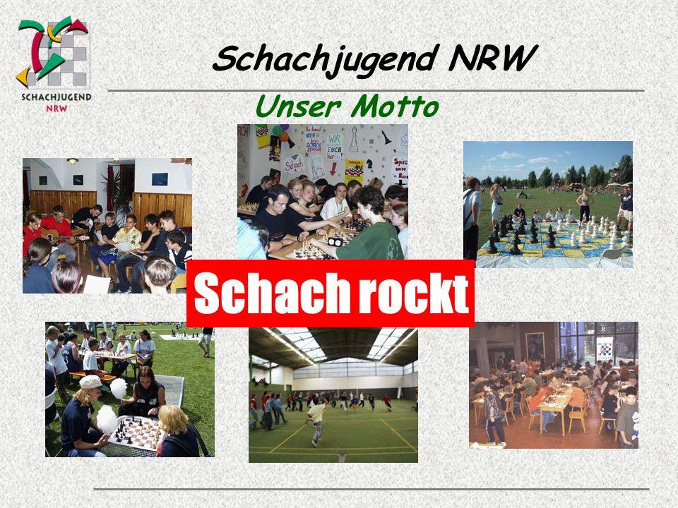Schachjugend NRW Schulschach Verbreitung des Schachachsports in Schulen