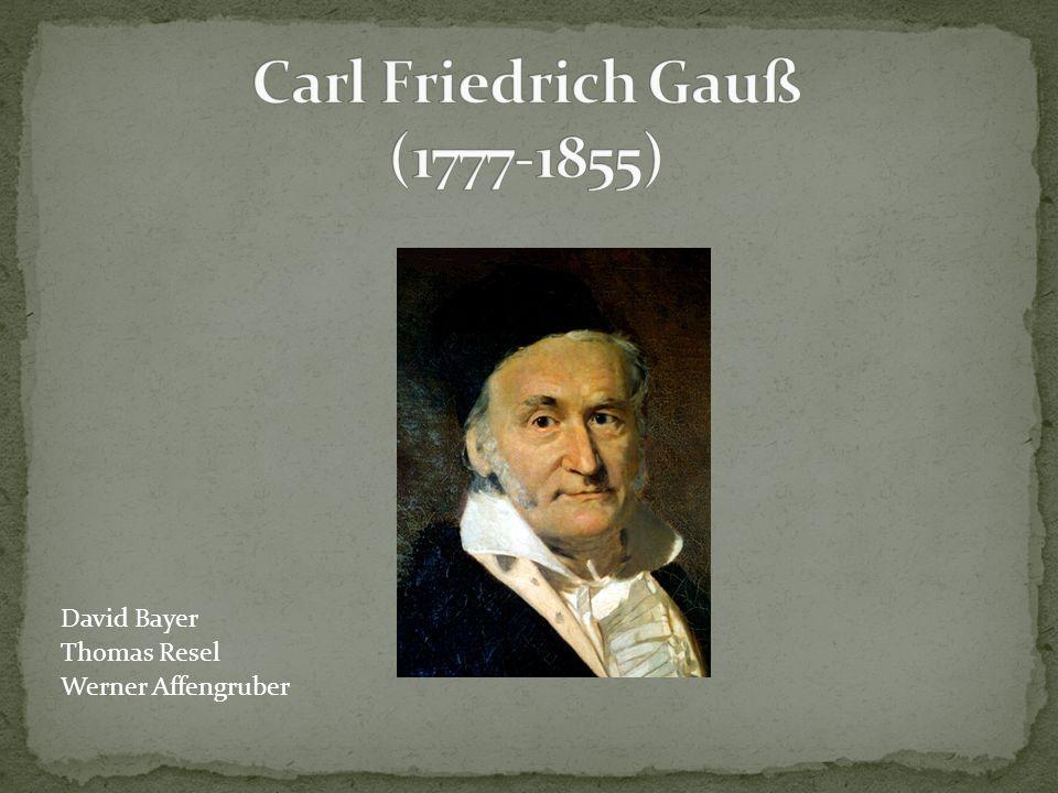 David Bayer Thomas Resel Werner Affengruber