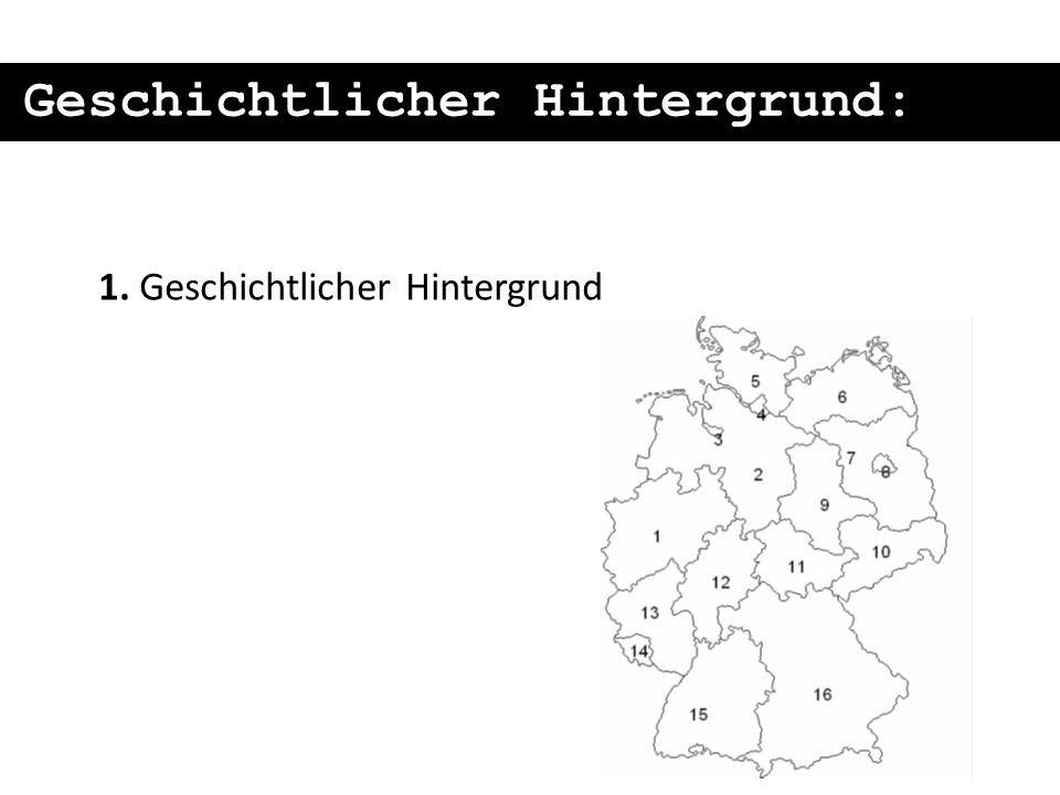 5.1 Weißt du, wie die einzelnen deutschen Bundesländer heißen und hinter welcher Zahl sich welches verbirgt.