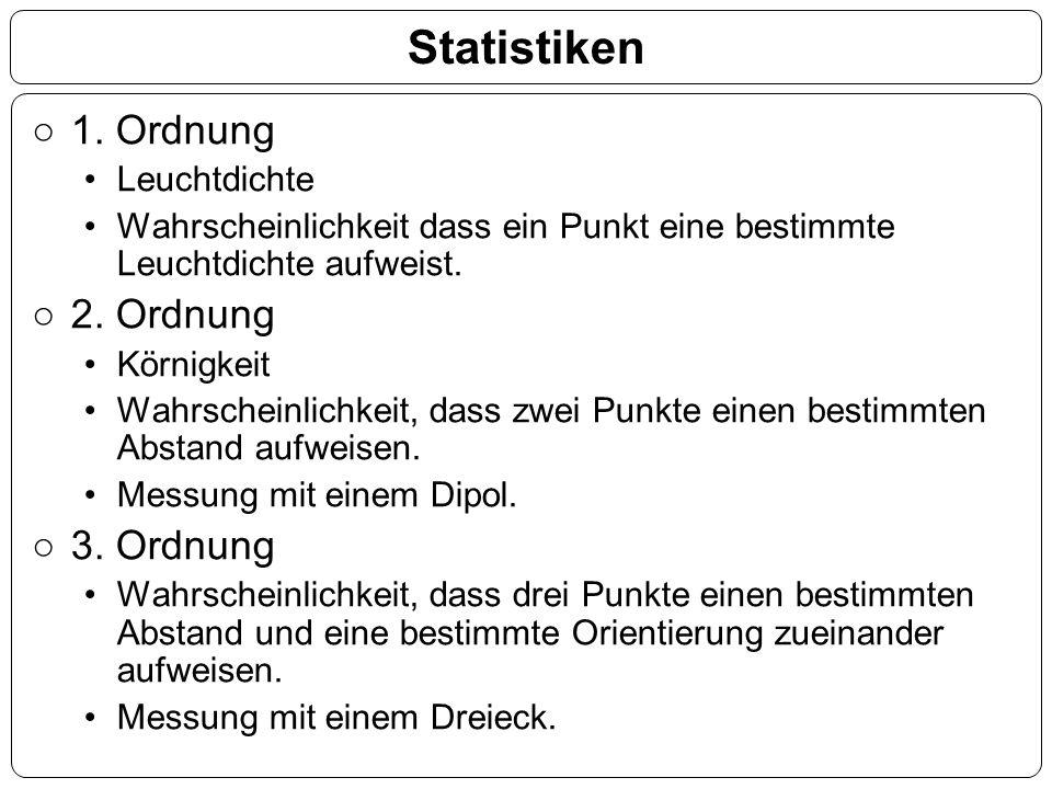 Statistiken 1.