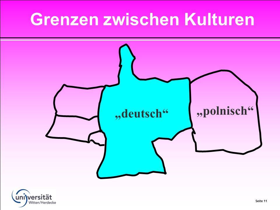 Seite 11 Grenzen zwischen Kulturen deutsch polnisch