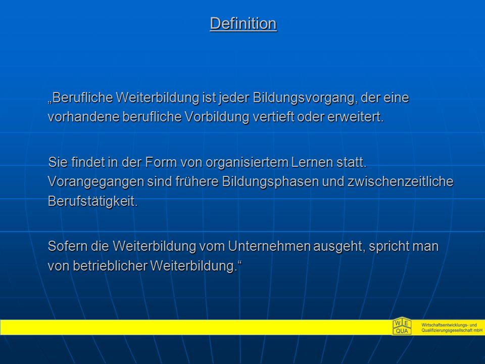 Betriebliche Fortbildung Bsp.