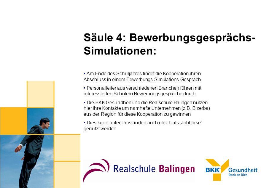 Einbindung des HBW Balingen-Weilstetten Um dem gesamten Projekt auch einen gewissen Spaßfaktor zu geben, werden einige Spieler des HBW Balingen-Weilstetten mit eingebunden.