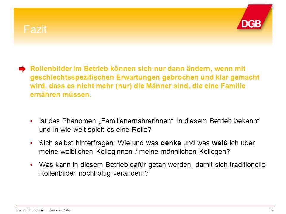 Vielen Dank für die Aufmerksamkeit! Für weitere Informationen: www.familienernaehrerin.de 10
