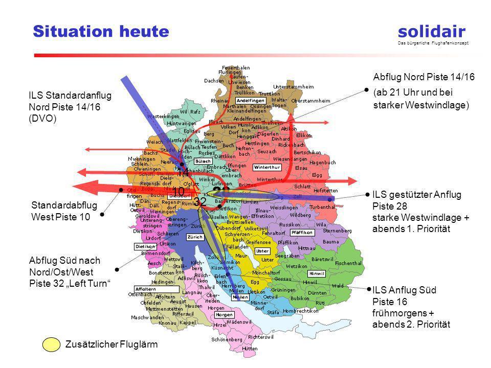 solidair Das bürgerliche Flughafenkonzept Situation Variante J opt.
