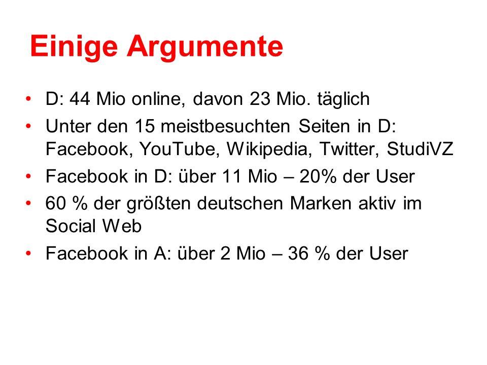 D: 44 Mio online, davon 23 Mio.