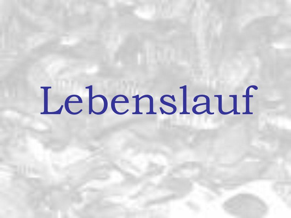Personalien Name Fuhrer VornameRebecca AdresseSchulstr.12 8105 Regensdorf Telefon Geburtsdatum12.06.1989 BürgerortZürich VaterAlois BerufAutomechaniker MutterClaudia BerufKrankenschwester Geschwister Pascal26.05.1982 Beruf Koch Sereina01.08.1990 Besucht die 2.