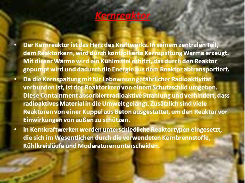 Im normalen Betrieb entweichen kleine Mengen radioaktiven Materials vom Kernkraftwerk in die Umwelt.