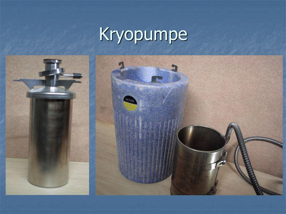 Kryopumpe