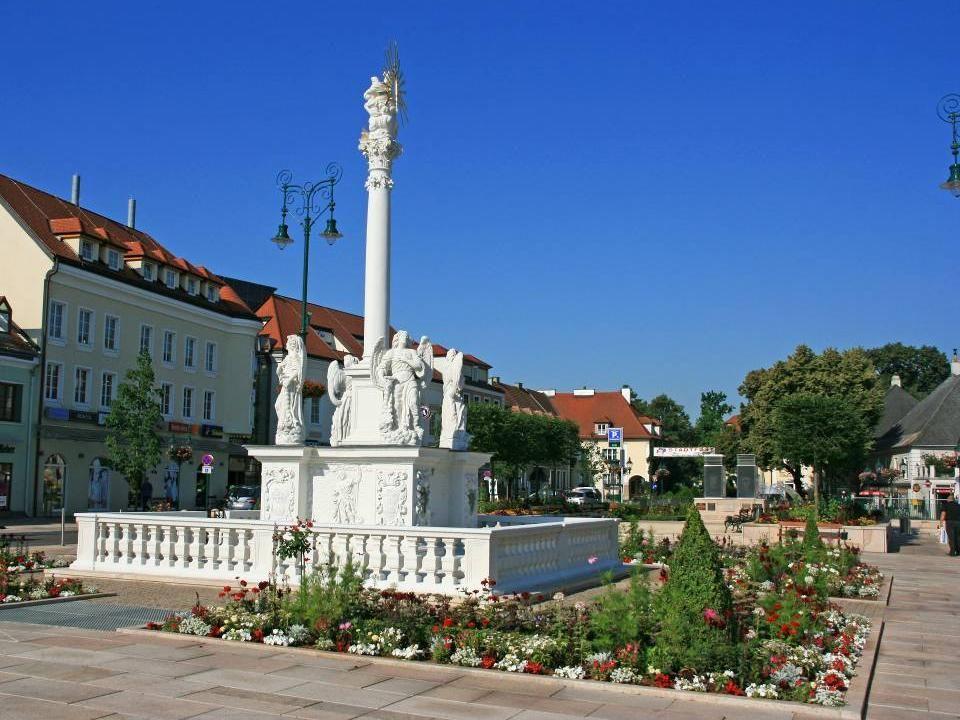 Tulln Tulln ist eine der ältesten Städte Österreichs und wird auch als Blumenstadt bzw.