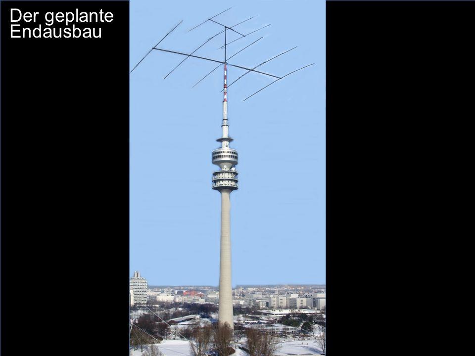 © Rainer Englert - DF2NU DB0EL – das moderne EchoLink Relais für Südbayern Der geplante Endausbau